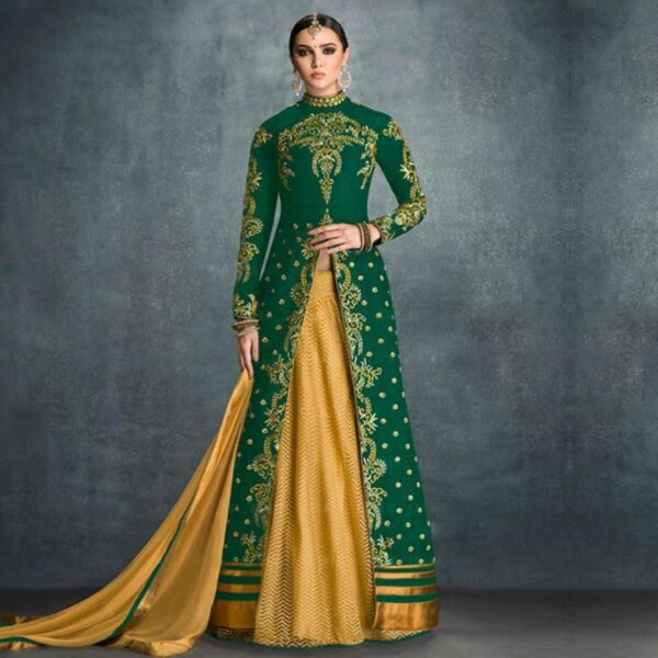 Stylish Accessories Best Fit With Anarkali Suits