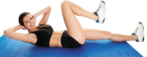 belly fat exercise