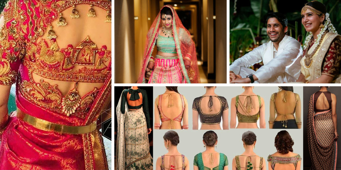 blouse designs 2021