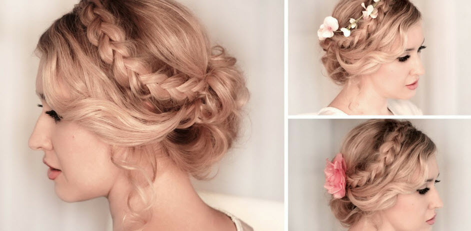 updo hairstyle 2021