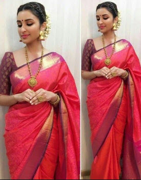 20 Kanjeevaram Saree Blouse Designs For 2019 That Will