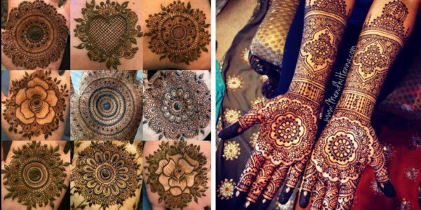 mehndi design 2021 simple and easy