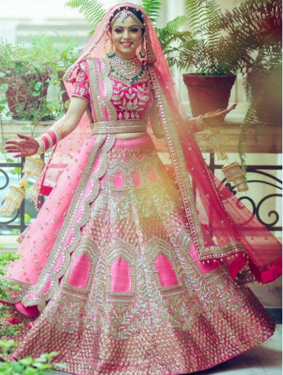 latest lehenga design 2019