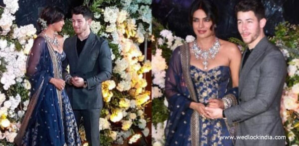 Priyanka Chopra & Nick Jonas Reception