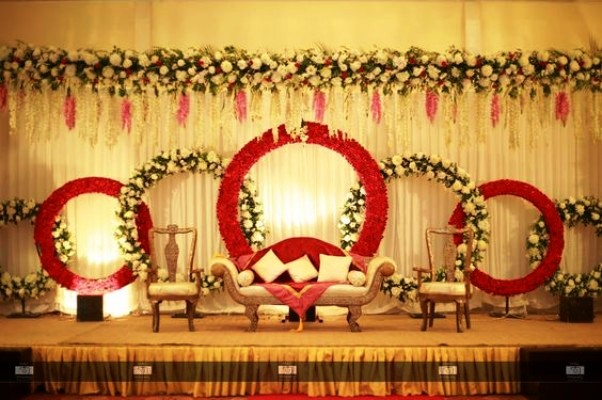 Indian Stage Decor