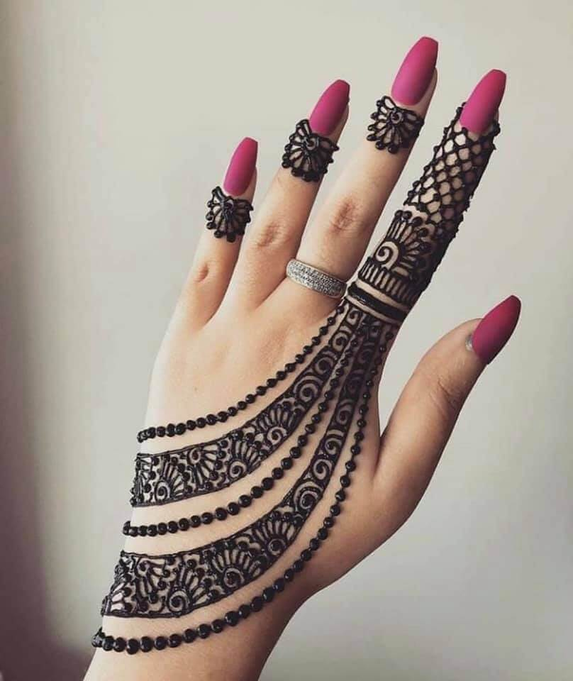 arabic mehendi design for ramzan
