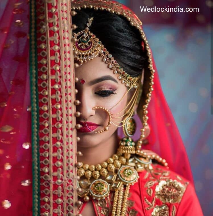 bridal makeup 2019