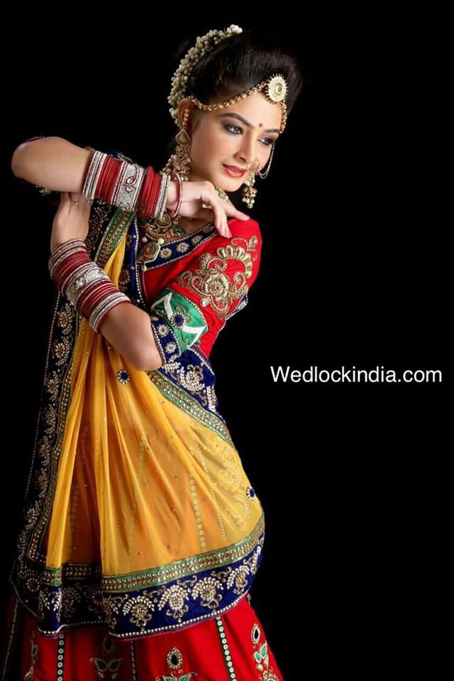 south indian bride HD image