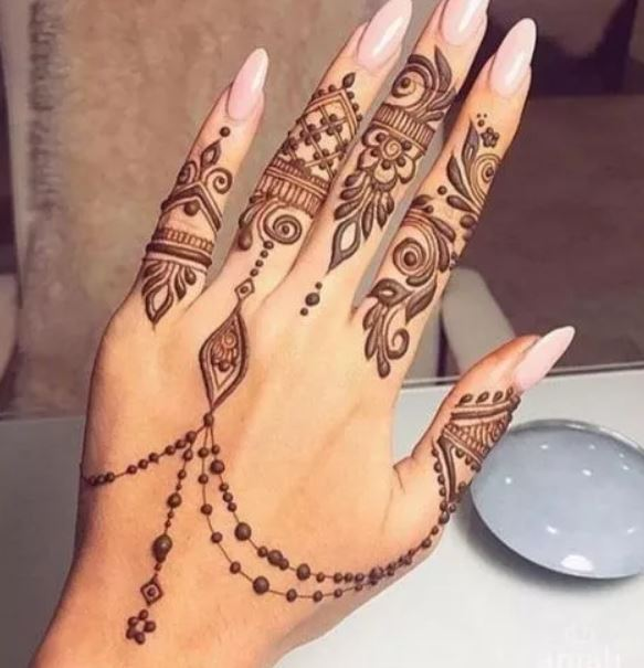 arabic mehndi design book