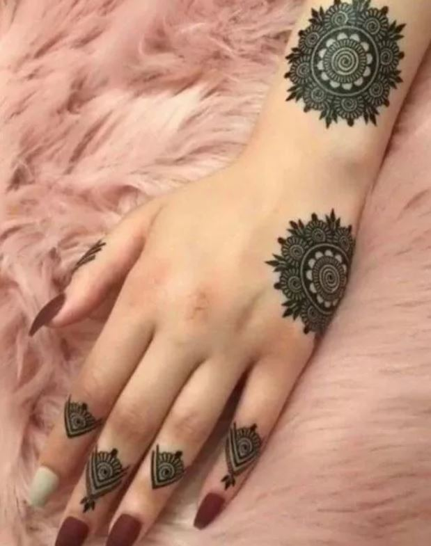 arabic mehndi design images