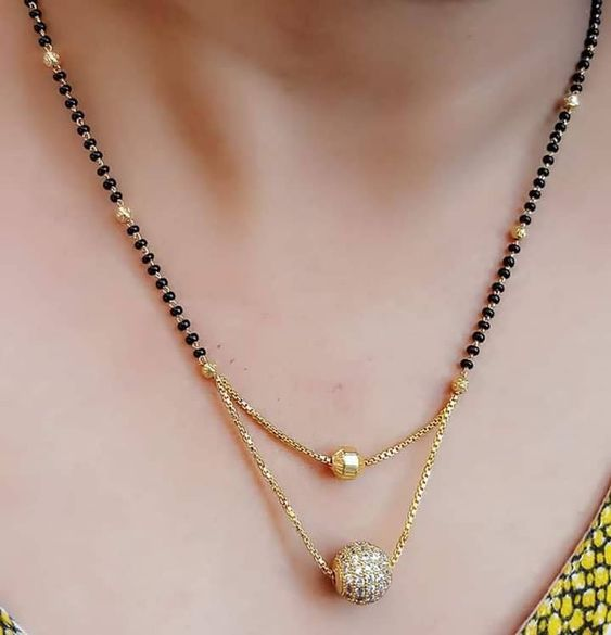 Mangalsutra Designs 2020 20 Latest Gold Diamond Mangalsutra